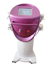China Ultrasonic Cavitation + Monopolar RF+ Tripolar RF Beauty Machine + Vacuum Liposuction supplier